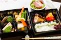 旬の焼き魚と天ぷら弁当  2,000円(税込)